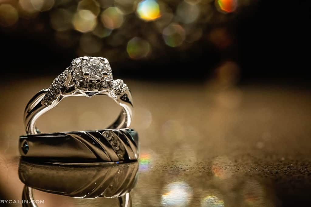 One King West Wedding Ring